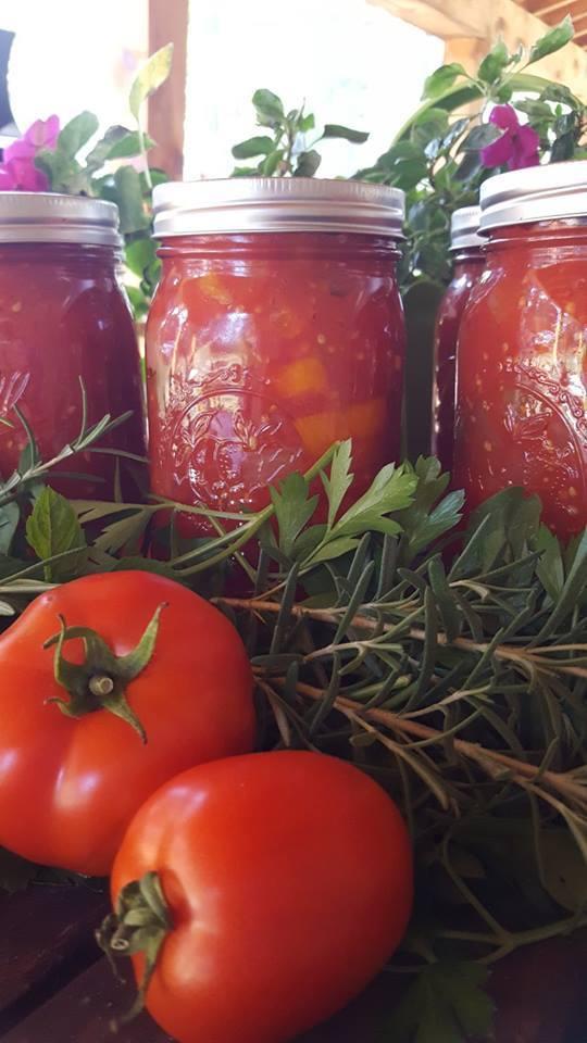 Tomatoes-chili